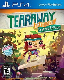 Tearaway Unfolded Wikipedia
