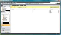 Microsoft Office Outlook Screenshot
