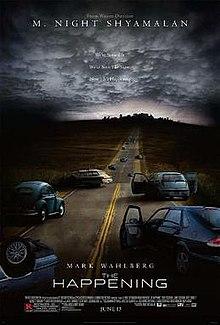 Poster do filme The Happenings