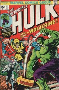 Wolverine  character    Wikipedia Wolverine made his full debut in The Incredible Hulk  181  Nov  1974    cover art by Herb Trimpe with alterations by John Romita Sr