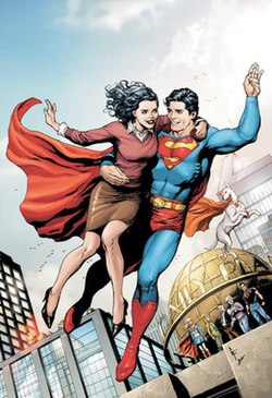 Image result for superman and lois lane