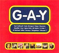 G-A-Y album cover