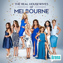 The Real Housewives Of Melbourne Season 3 Rhomelbourne Season3cover Png