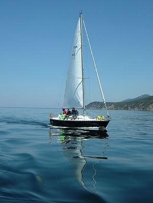 Sailing free smyrnan