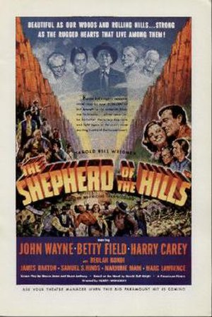 The Shepherd of the Hills (film)