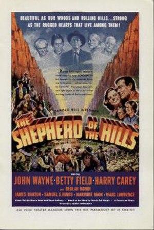 The Shepherd of the Hills (film)