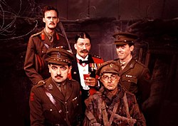 Blackadder - Wikipedia, the free encyclopedia
