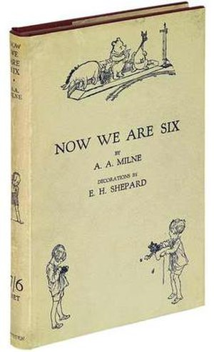 1st edition cover (Methuen)