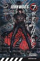 7 Brothers #1Art by Yoshitaka Amano
