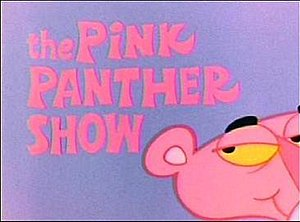 The Pink Panther Show was one of many Saturday...