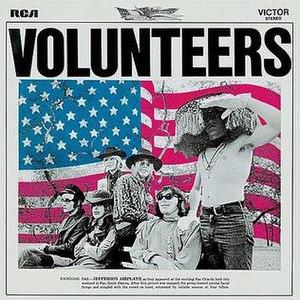 Volunteers (Jefferson Airplane album)