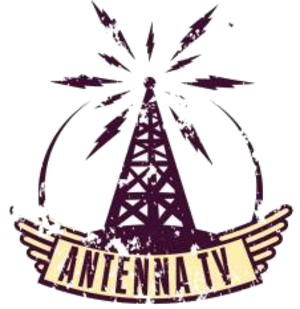 Original logo of Antenna TV, used until August...