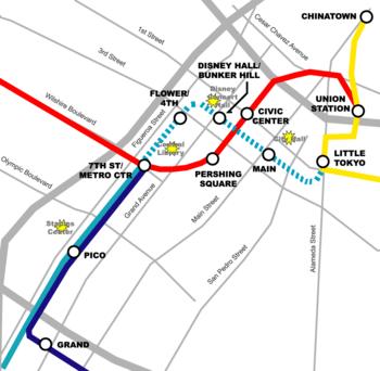 Regional Connector (Los Angeles Metro)