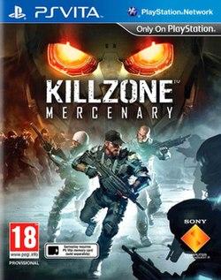 Killzone Mercenary Wikipedia