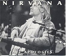Image result for all apologies