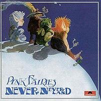 Never Never Land album cover