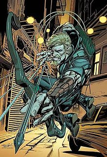 Green Arrow - Wikipedia