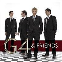G4 & Friends album cover