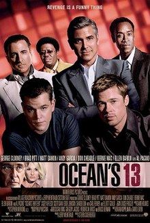 Registration on or use of this site constitutes acceptance of our terms of se. Ocean S Thirteen Wikipedia