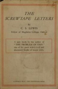 The Screwtape Letters   Wikipedia The Screwtape Letters