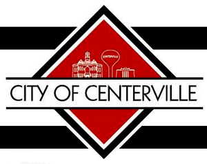 Official seal of Centerville, Iowa