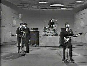 "The Beatles performing ""Help!"" in Au..."