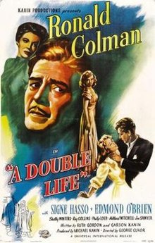 A Double Life poster.jpg