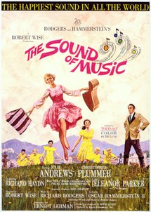 The Sound of Music, 1965 Best Picture winner