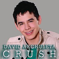 Crush by David Archuleta - the debut single
