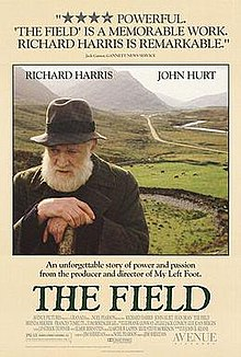 Image result for RICHARD HARRIS IN THE FIELD