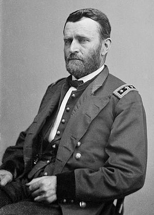 Lieutenant General Ulysses S. Grant. This is a...