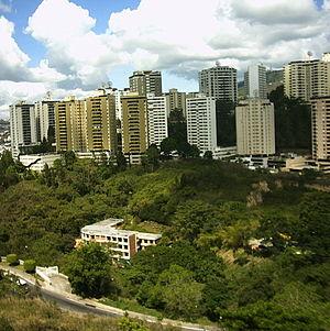 Manzanares urbanization