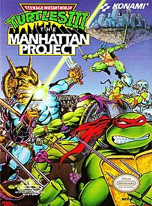 Image result for manhattan project turtles