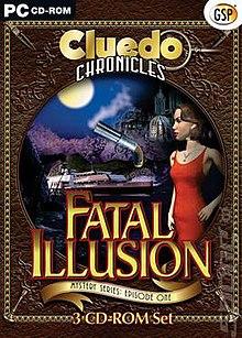 Clue Chronicles Fatal Illusion Wikipedia