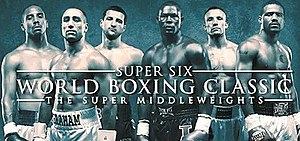 Super Six World Boxing Classic
