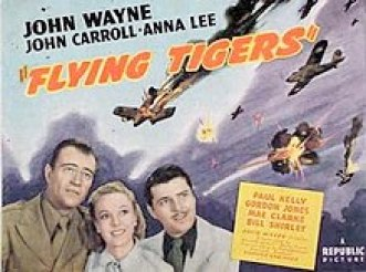 Image result for flying tigers movie poster