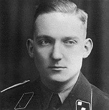 SS-Hauptsturmführer Hermann Schaper