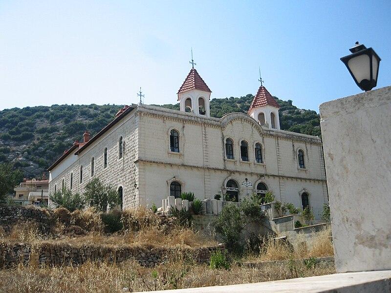 Die schönsten Kirchen in islamischen Ländern Syrien