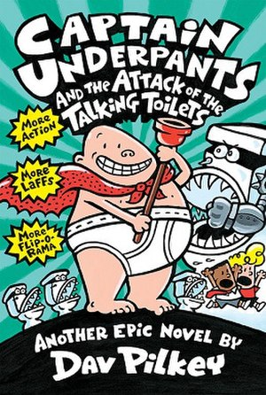 Captain Underpants and the Attack of the Talki...