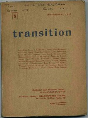 Transition (literary journal)