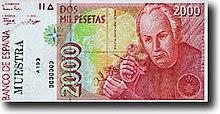 José Celestino Mutis banknote.jpg