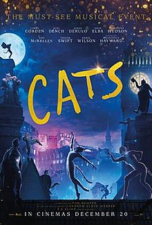 Koty (2019) / Cats Oglądaj Film Online Zalukaj