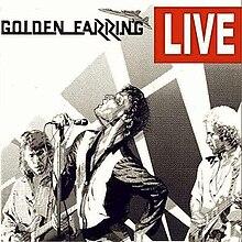 Live Golden Earring Album Wikipedia