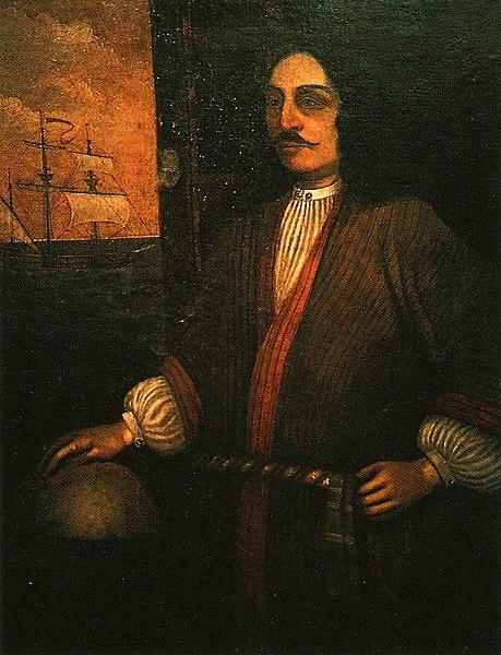 File:Sir George Somers portrait.jpg