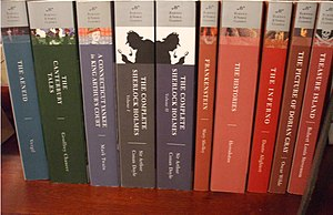 "Several editions of the ""Barnes & Noble C..."