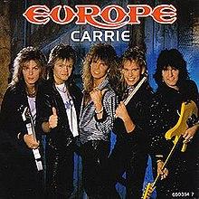 Europe Carrie single.jpg
