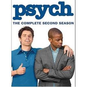 Psych (season 2)