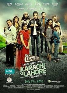 Karachi Se Lahore - Wikipedia
