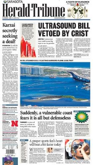 Job Posting of the Day: Sarasota Herald-Tribune (1/2)