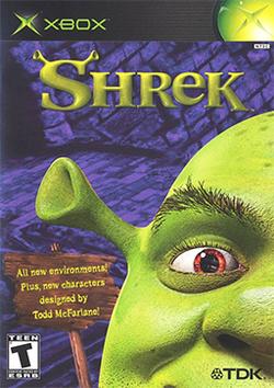 Shrek Video Game Wikipedia